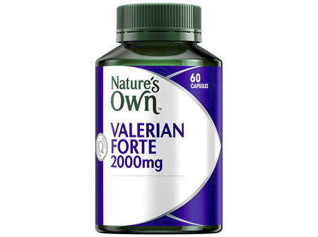 Nature's Own Valerian Forte 2000mg