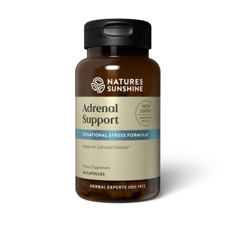NATURES SUN Adrenal Support 60caps