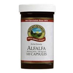 NATURES SUN Alfalfa 100caps