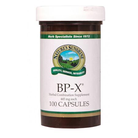 NATURES SUN BP-X 100caps