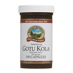 NATURES SUN Gotu Kola 100caps