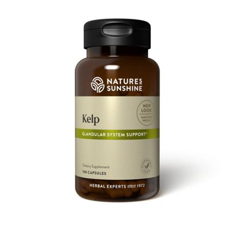 NATURES SUN Kelp 100caps