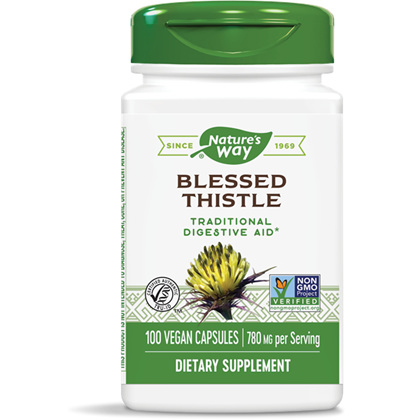NATURES WAY Blessed Thistle 100caps