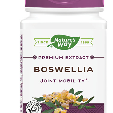 NATURES WAY Boswellia 60abs