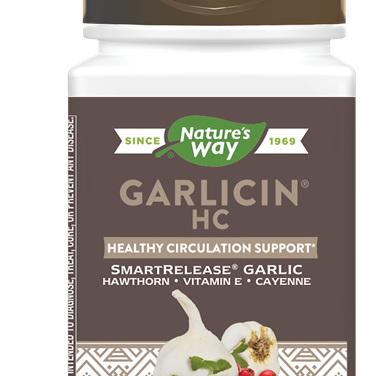 NATURES WAY Garlicin HC 90tabs