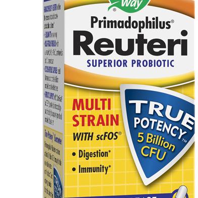 NATURES WAY Primadophilus Reuteri 90cap