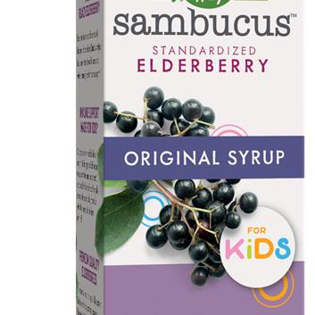 NATURES WAY Sambucus Kids 120ml