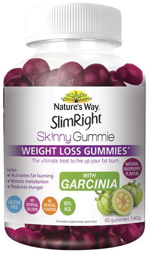 Nature's Way SlimRight SkinnyGummies