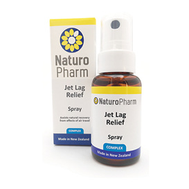 NATUROPHARM Complex Jet Lag Oral Spray 25ml