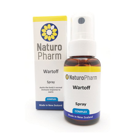 NATUROPHARM Complex Wartoff Oral Spray 25ml
