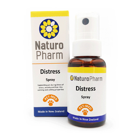 NATUROPHARM PetMed Distress Spray 25ml