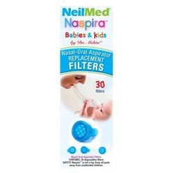 NEILMED Naspira Filters 30pk