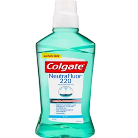 NEUTRAFLUOR 220 Rinse Acohol Free 473ml