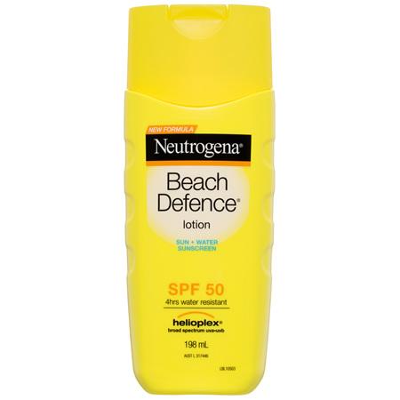 NEUTRO Beach Defence Lotion SPF50 198ml
