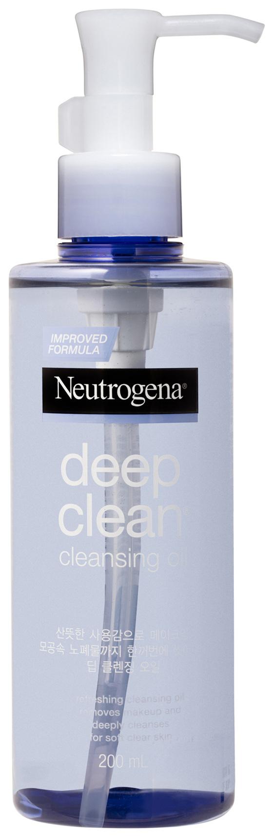 Neutrogena Deep Clean Cleansing Oil 200mL