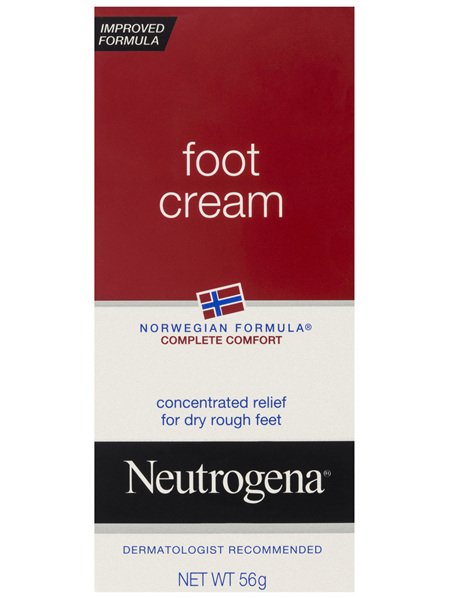 Neutrogena Norwegian Formula Complete Comfort Foot Cream 56g