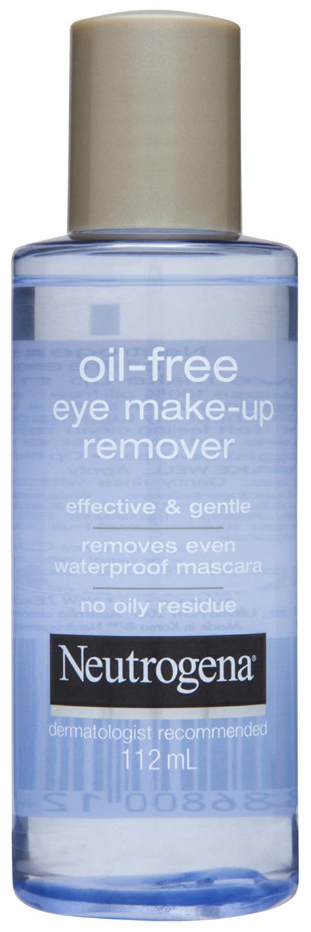 Neutrogena Oil-Free Eye Make-Up Remover 112 mL