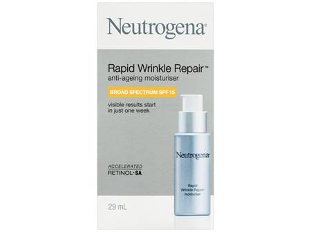 Neutrogena Rapid Wrinkle Repair Anti Ageing Broad Spectrum SPF 15 29mL