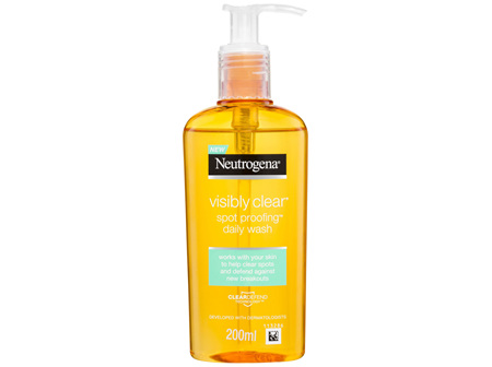 Neutrogena Visibly Clear Spot Proofing Daily Wash 200mL