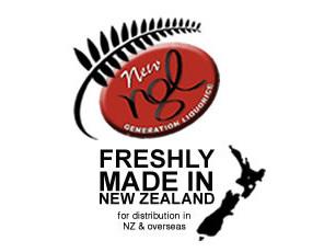 New Generation Liquorice Made in New Zealand
