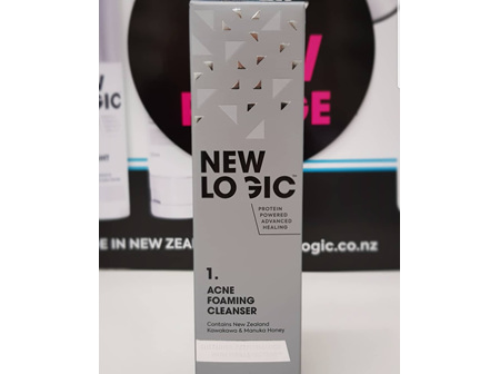 New Logic Foaming Cleanser 150ml