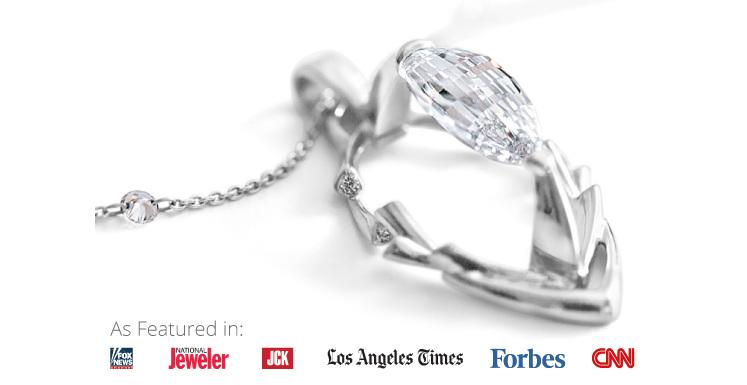 eb3355273c4ec BE INSPIRED AT JCK - THE ESPERANZA DIAMOND ON DISPLAY AT JCK LAS ...