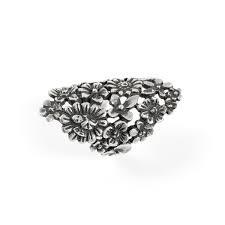 Nick Von K Flower Garden Ring