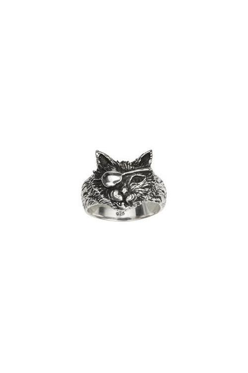 Nick Von K Pirate Cat Ring