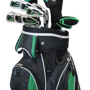 Nickent 4DX Men's Golf Package Steel
