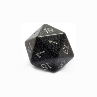 Ninja' Large Twenty Sided Dice