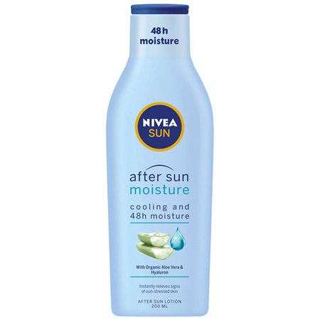 NIVEA After Sun Moisturising Lotion 200ml