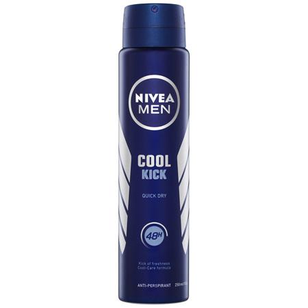 NIVEA Cool Kick Aerosol Deodorant 250ml