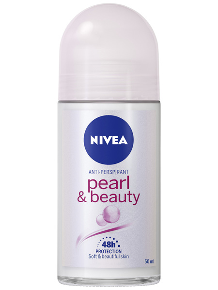 NIVEA Deodorant Pearl & Beauty Roll-on 50ml