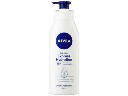 NIVEA Express Hydration Body Lotion 400ml