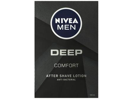 NIVEA MEN Deep After Shave Splash 100ml