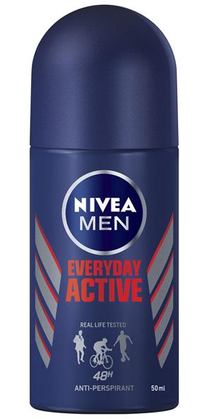 NIVEA MEN Everyday Active Roll-On Deodorant 50ml