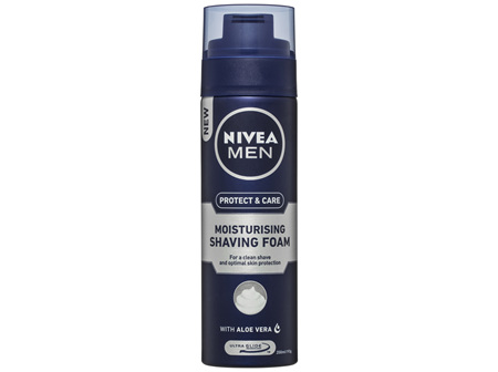 NIVEA MEN Protect & Care Shaving Foam 200ml