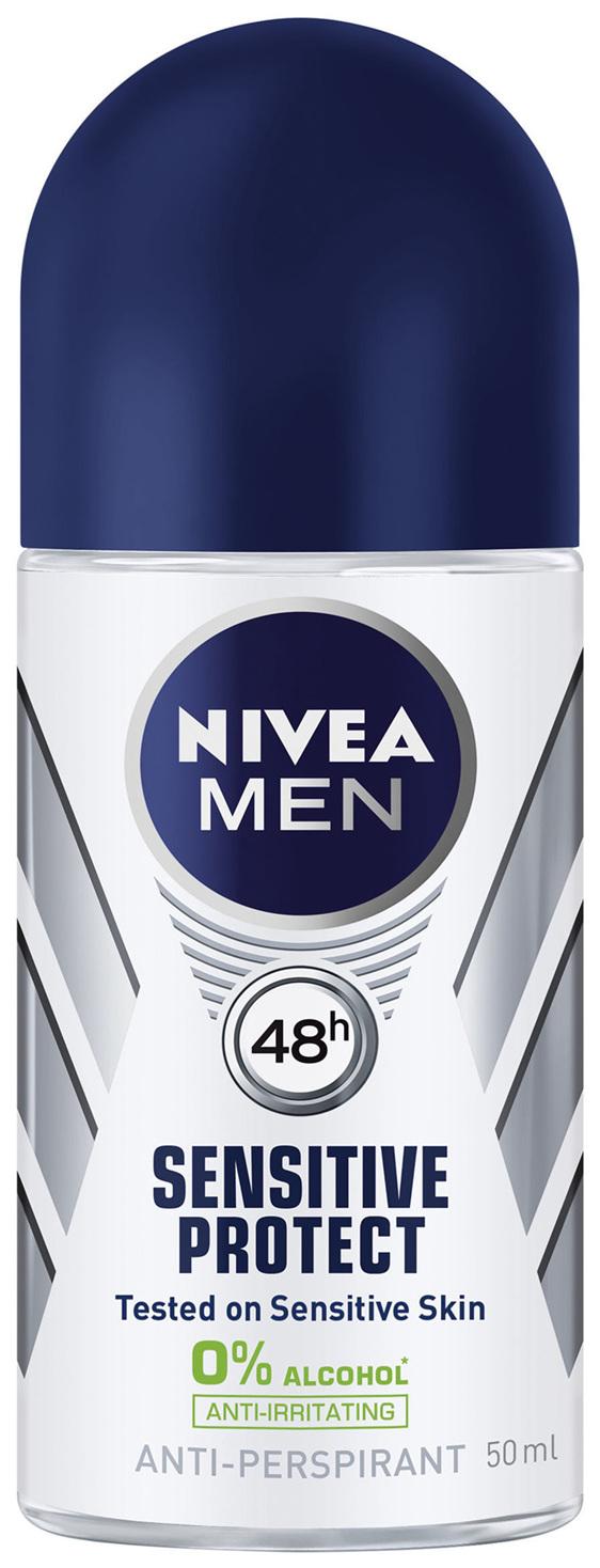 NIVEA MEN Sensitive Protect Roll-on Deodorant 50ml