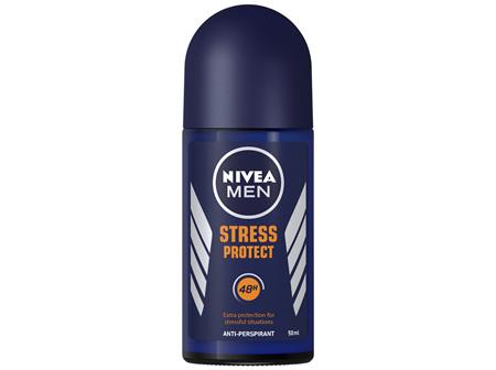 NIVEA MEN Stress Protect Anti-perspirant Roll-on Deodorant 50ml