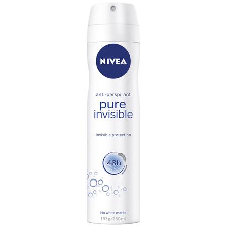 NIVEA Pure Invisible Aerosol 250ml