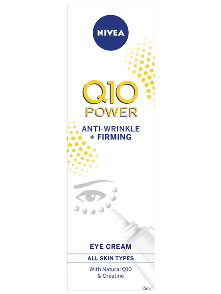 NIVEA Q10 Power 10 Eye Cream 15ml