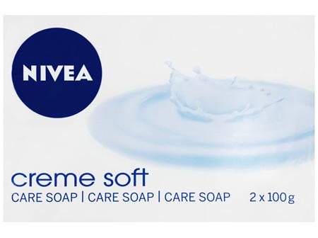 NIVEA Soap Crème Soft 200g