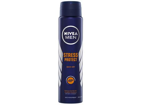 NIVEA Stress Protect Anti-Perspirant Aerosol Deodorant 250ml