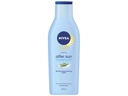 NIVEA SUN After Sun Moisturising Lotion 200ml