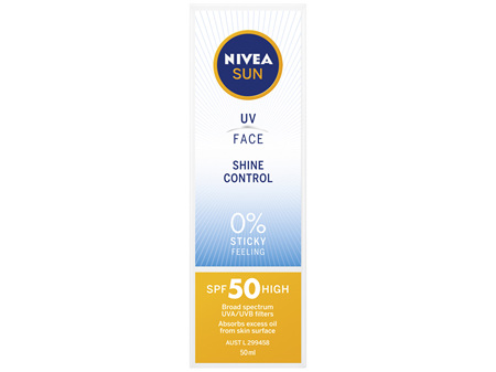 NIVEA SUN UV Face Shine Control SPF50 50ml