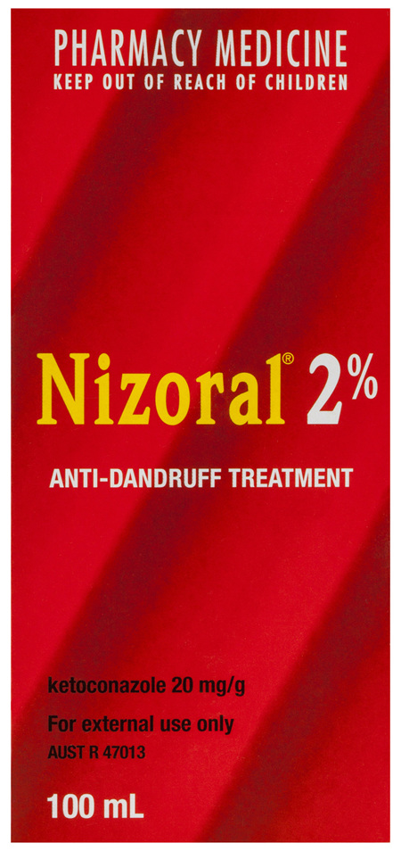 Nizoral 2% Anti-Dandruff Treatment 100mL