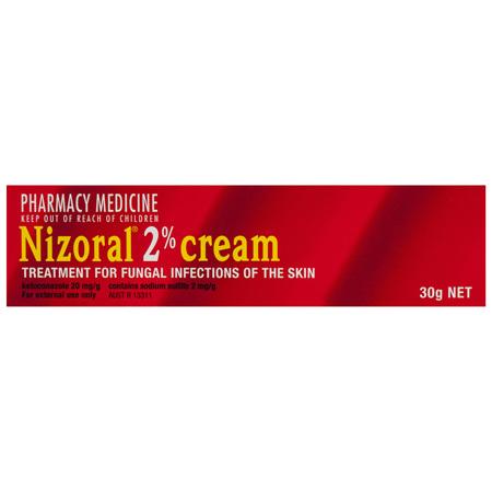 Nizoral 2% Cream 30g