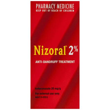 Nizoral Anti-Dandruff Shampoo 2% 60mL