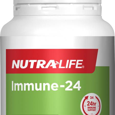 NL Immune24 Capsules 30s