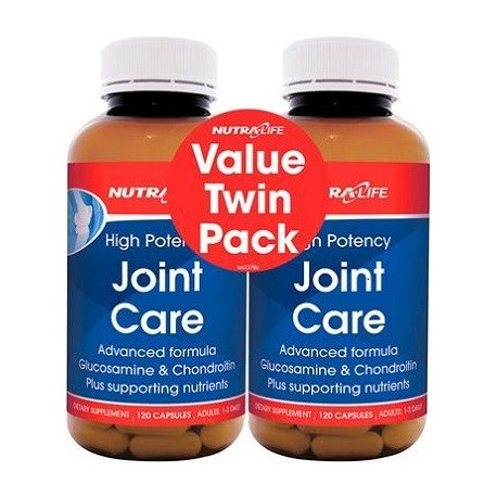 Nl Joint Care Caps 120 Twin Pack